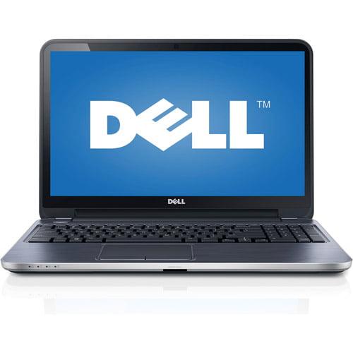 "Dell Silver 15.6"" Inspiron 15R Laptop PC with Intel Core i5-4200U Processor, 8GB Memory, Touchscreen, 1TB Hard Drive and Windows 8.1"