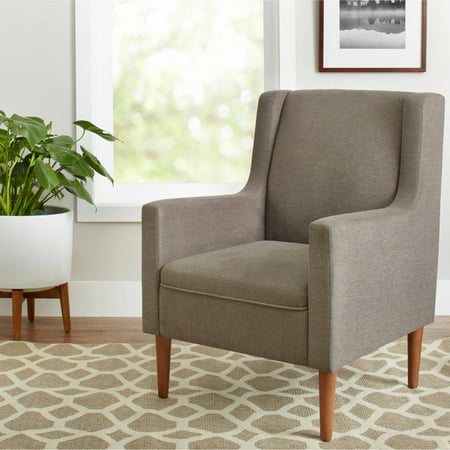 Better Homes And Gardens Flynn Mid Century Modern Lounge Chair Multiple Colors