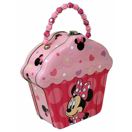 Party Favors - Minnie Mouse - Cupcake Tin Box