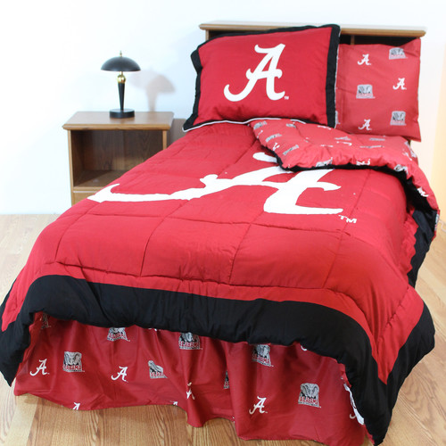 College Covers NCAA Alabama Reversible Bed in a Bag Set