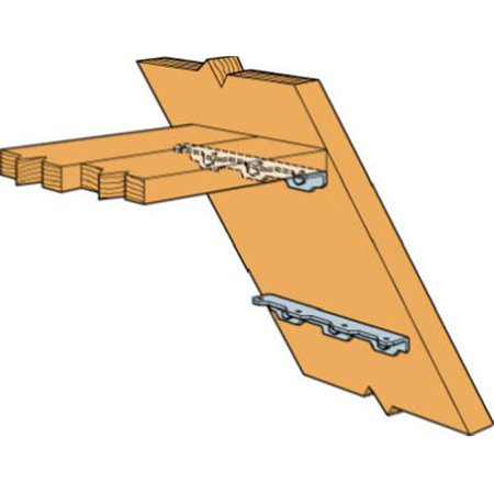 - Simpson Strong Tie TA10Z 10. 25 inch Stair Tread Angle