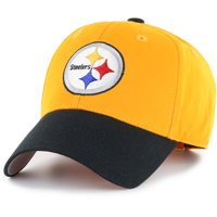 Product Image Men s Fan Favorite Gold Black Pittsburgh Steelers Two-Tone Adjustable  Hat - OSFA e501981bbd11