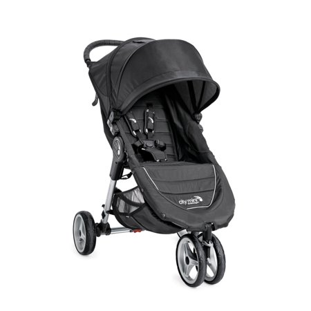 Baby Jogger City Mini Single Black Gray