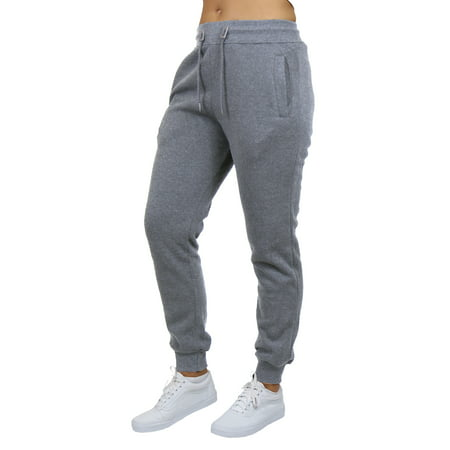 GBH Womens Loose Fit Fleece Jogger Sweatpants