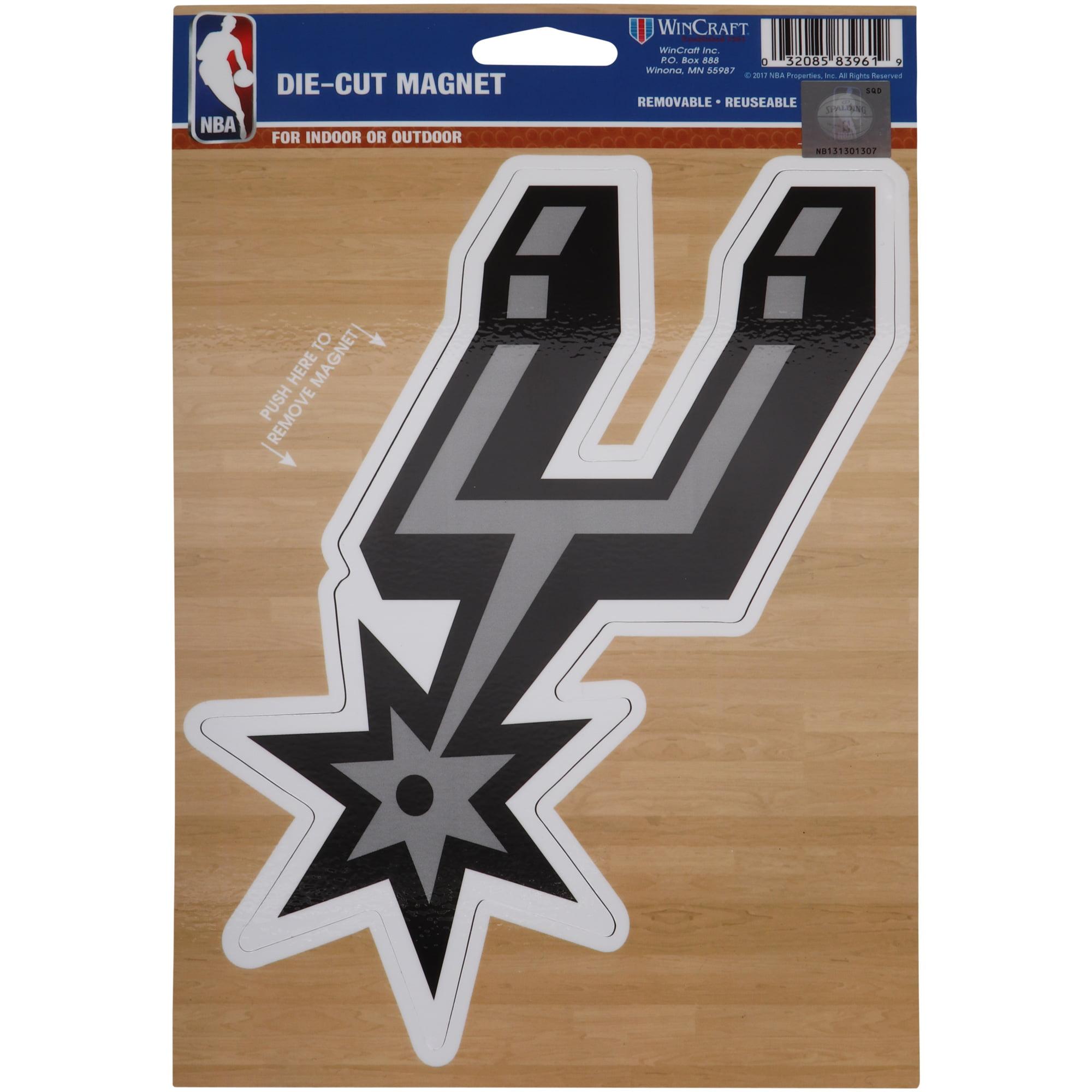 Wincraft NBA Sacramento Kings 6x9 Die Cut Magnet