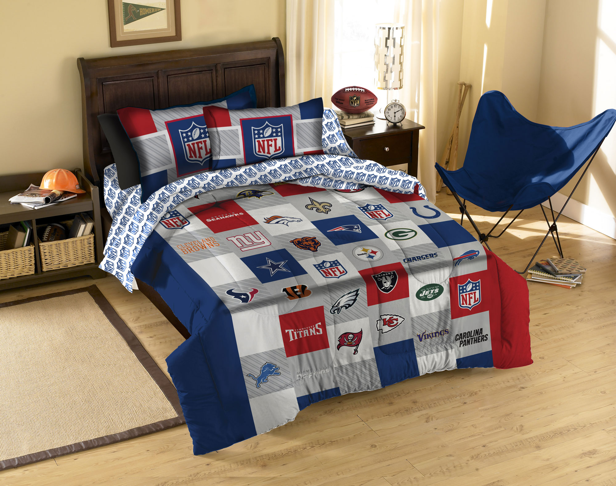 Nfl bedding for boys - Nfl Bedding For Boys 2