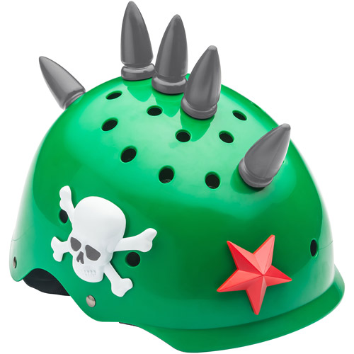 Schwinn Friends 3D Spike Helmet, Child
