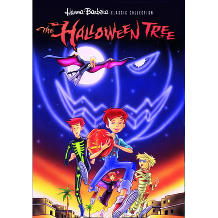Anime Halloween Songs (The Halloween Tree (DVD))