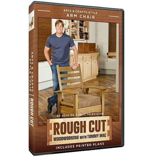 Rough Cut: Woodworking With Tommy Mac: Season Two - Arts ...