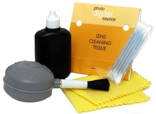 Top Brand Premium Lens Cleaning Kit for Camera Lenses Filters Binoculars