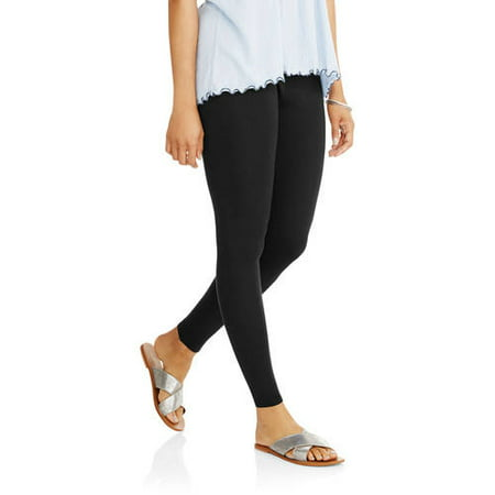 19aaf482ec46b Faded Glory - Faded Glory Women's Essential Leggings - Walmart.com