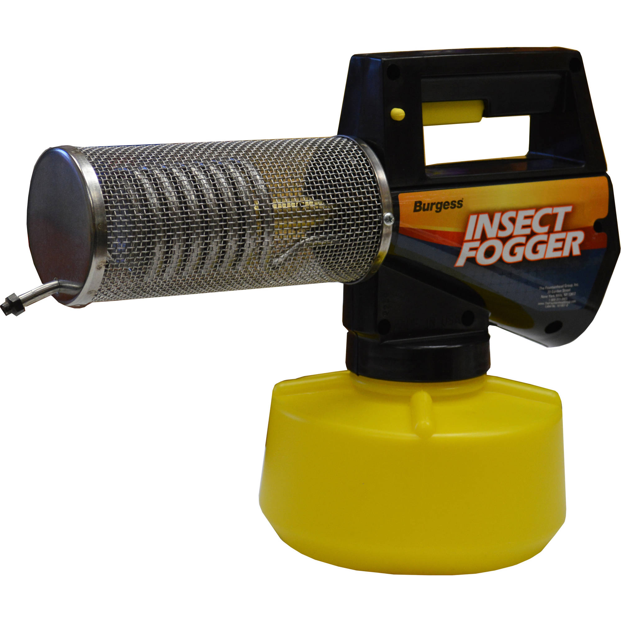 Burgess Propane Insect Fogger - Mosquito Repellent, Insect Repellent