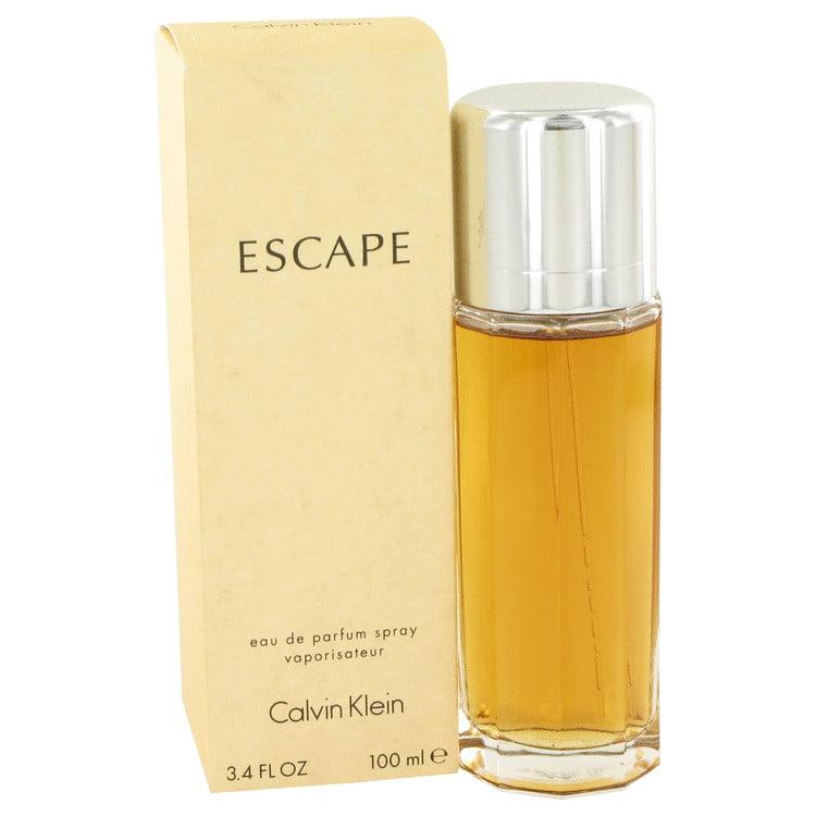 Escape By Calvin Klein For Women Eau de Parfum Spray - 3.4 Oz