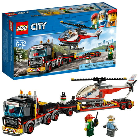 LEGO City Great Vehicles Heavy Cargo Transport 60183 - Party Cits