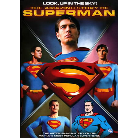 Look, Up in the Sky: The Amazing Story of Superman (2006) 11x17 Movie (Best Superman Story Arcs)