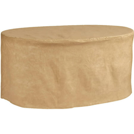 All-Seasons Oval Patio Table Cover, 72\