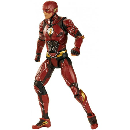DC Comics Multiverse Justice League The Flash Action Figure (Reverse Flash Action Figure)