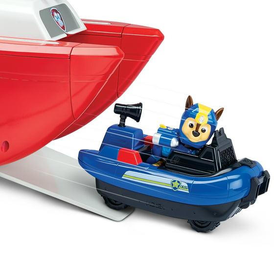 Paw Patrol Sea Patrol - Sea Patroller Transforming Vehicle with