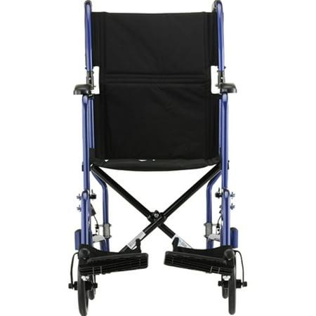 Nova Super Lightweight Comet Transport Wheelchair