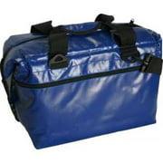 AO Coolers 24 Pack Vinyl Cooler Royal Blue AOFI24RB