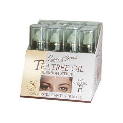 Fiske irene gari tea tree oil stick 0.15 oz. (12 pieces d...