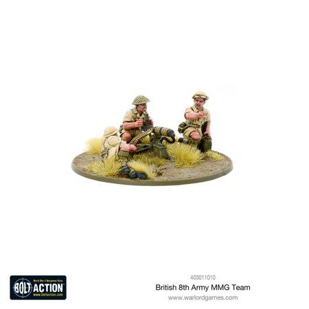 British 8th Army MMG Team New British Army Cavalry Regiments