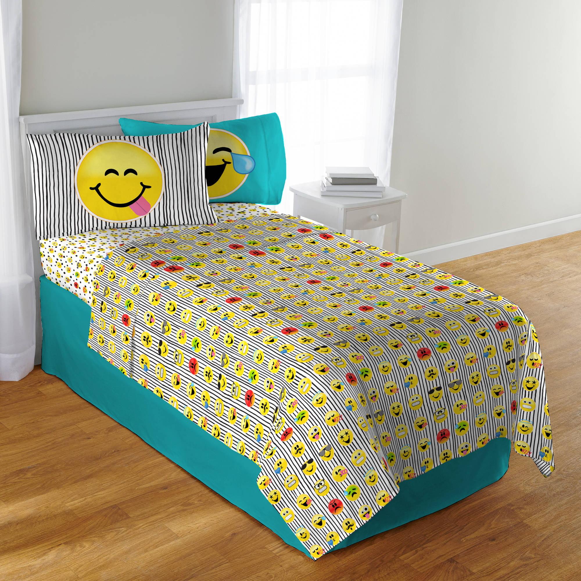 Emoji Nation Forever Hy Bed In A Bag Bedding Set Exclusive