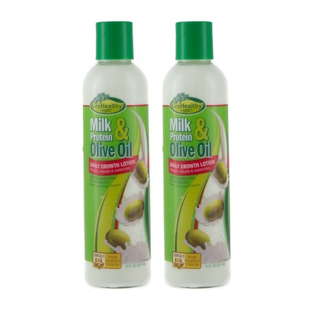 Sofn'Free Milk Protein & Olive Oil Daily Growth Lotion (8