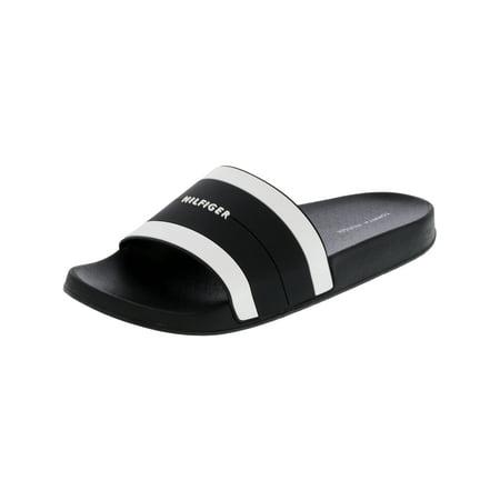 978ad55b2 Tommy Hilfiger Women s Dria White Multi Sandal - 8M - image 1 ...
