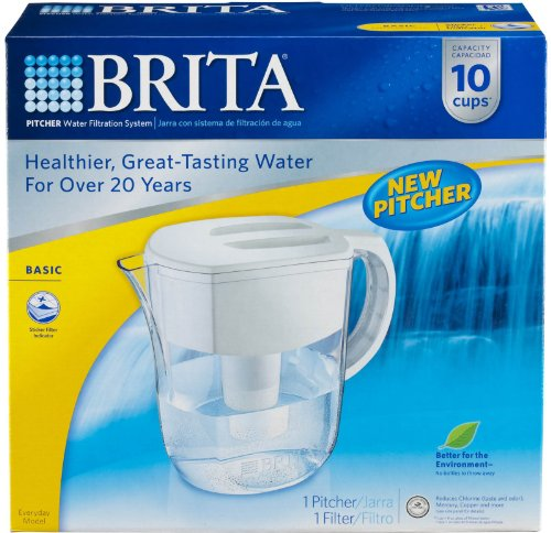 Brita 35509 Everyday Pitcher 10-cup