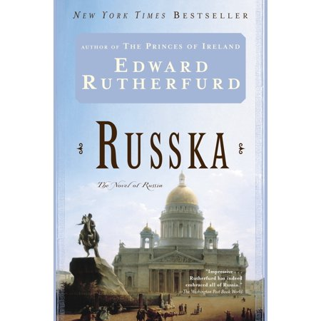 Russka : The Novel of Russia
