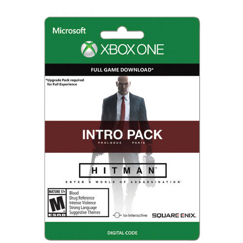 Hitman: Intro Pack (Xbox One) (Email Delivery)