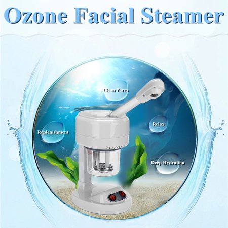 Image of Grtsunsea 450W Ozone Facial Steamer 180 Degrees Rotary SPA Skincare Equipment Aroma Therapy Sprayer Professional Spa Deep Sauna