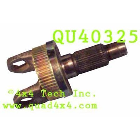 QU40325 Outer Axle Shaft for Dodge Ram 1500 and Dodge Ram 2500