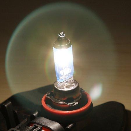 9006 12V 55W White Halogen Lamp Car Auto Headlight - image 3 of 7