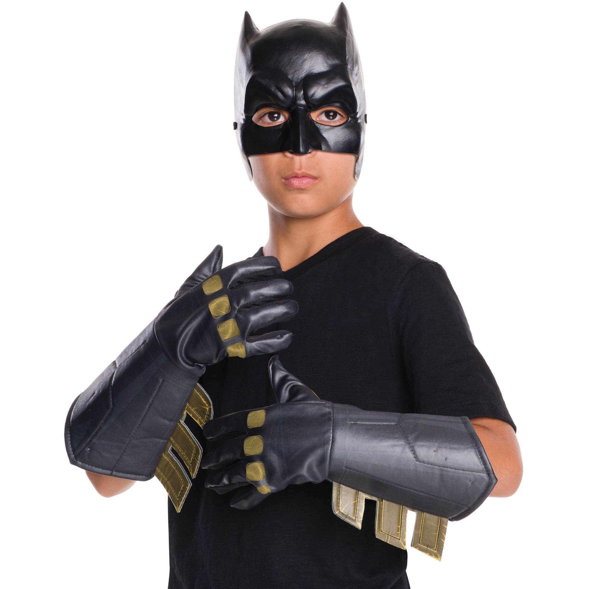 Batman Child's Gauntlet Costume Accessory, One Size Fits Most