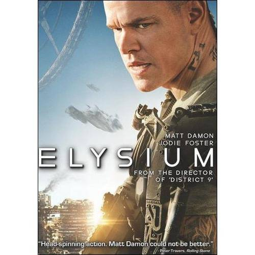 Elysium (DVD + Digital Copy) (With INSTAWATCH) (With INSTAWATCH) (Anamorphic Widescreen)