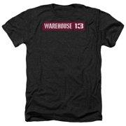 Warehouse 13 Logo Mens Heather Shirt