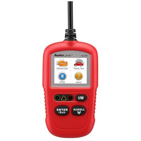 Autel AULAL329 Code Reader with One-Press I & M Readiness Key