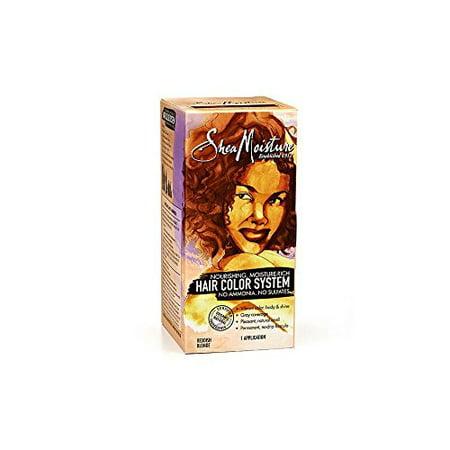 Shea Moisture Hair Color Walmart
