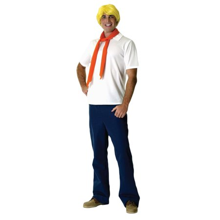 Morris Costumes Mens Fred Adult Halloween Costume - One Size, Style, RU16499