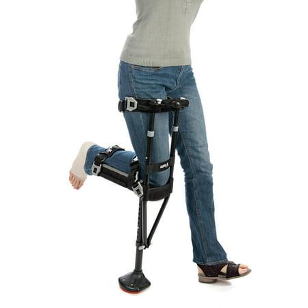 a7be5b8aad1 iWalk 2.0 hands-free knee crutch - Walmart.com
