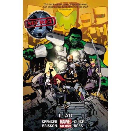 Secret Avengers Volume 2 : Iliad (Marvel Now) for $<!---->