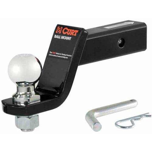 "Curt Manufacturing Cur45042 Ball Mount 4"" Drop 7500/750 Loaded"