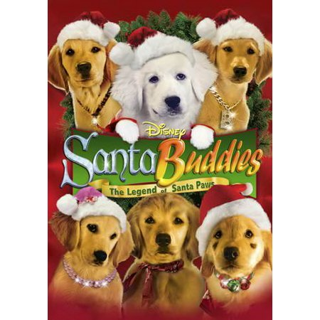 Santa Buddies: The Legend of Santa Paws (Vudu Digital Video on (Santa Buddies The Search For Santa Paws)