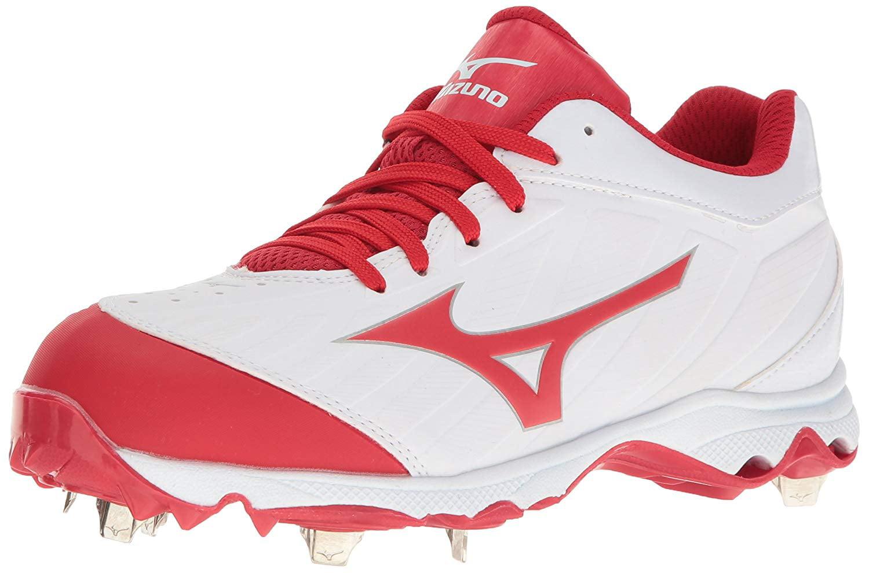 mizuno softball cleats with pitching toe