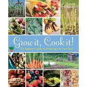 Grow It, Cook It! - eBook