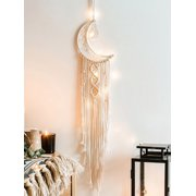 Macrame Wall Hanging Braided Tapestry Woven Handmade Boho Chic Craft Art Home Decor