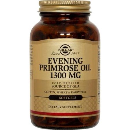 Solgar Evening Primrose Oil 1300 mg Softgels, 30