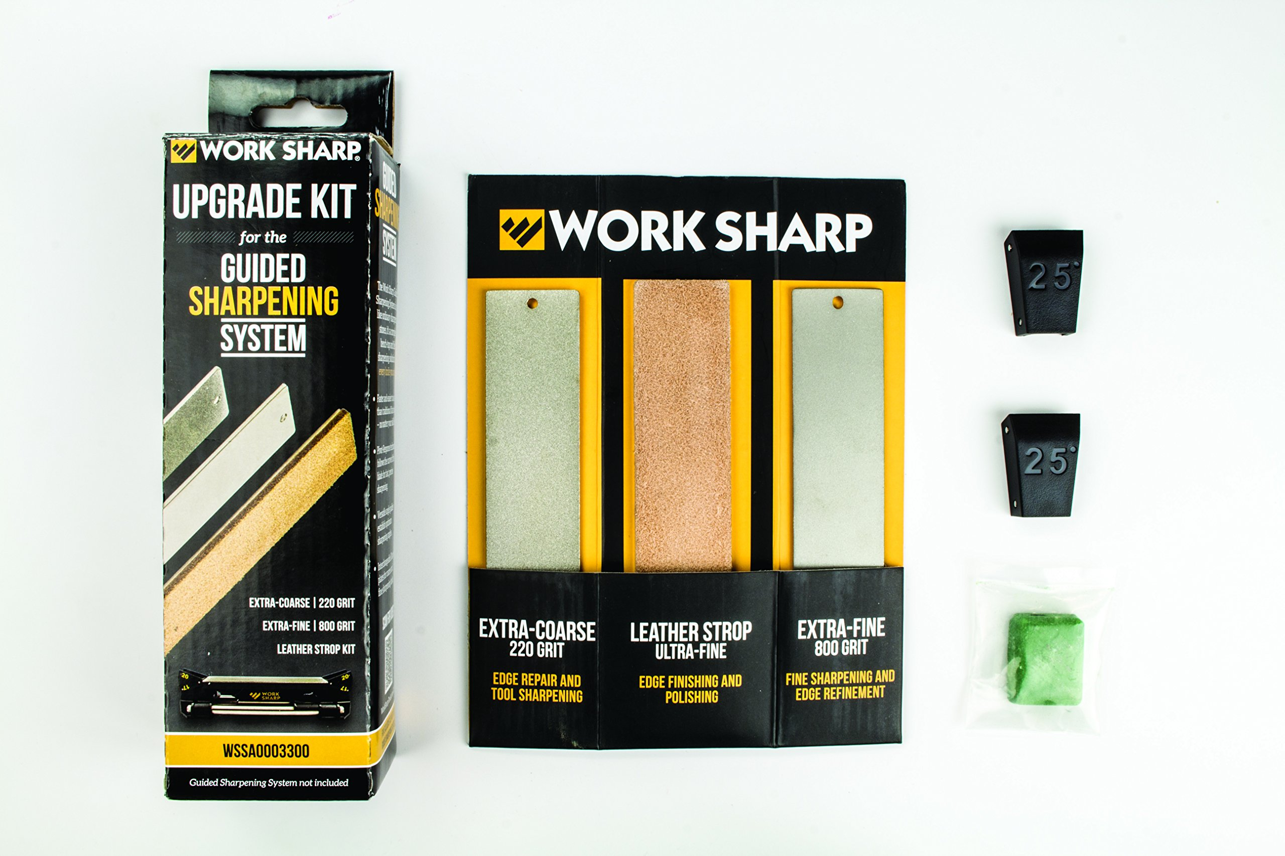 Drill Doctor WSSA0003300 Guided Sharpening System [wsgss] Upgrade Kit by Drill Doctor